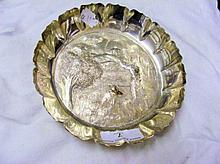 A similar Dublin silver bowl by the same maker -