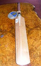 A signed miniature bat of the 1961-62 England V