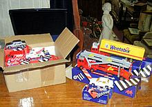 Selection of boxed Corgi die-cast vehicles