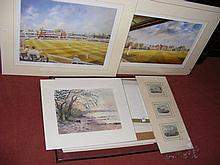 Selection of Limited Edition coloured prints, engravings, etc.