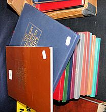 Fifteen Australian Year Book Albums containing mint sets 1981-1990
