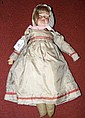 An Armand Marseilles antique bisque head doll with