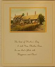 Wallace Nutting - Mother's Day Card