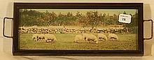 Fred Thompson - Pin Tray with Sheep