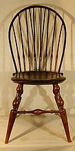 Wallace Nutting Furniture - #301 Windsor Braced-Back Side Chair