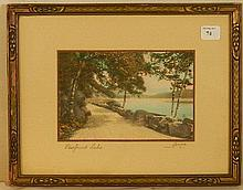 Charles Sawyer - Newfound Lake