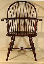Wallace Nutting Furniture - #420 Windsor Bow Back Knuckle Chair