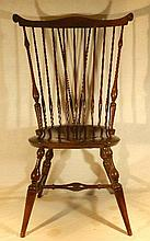 Wallace Nutting Furniture - #326 Windsor Side Chair