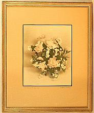 Wallace Nutting - Peonies & Syringa - Floral