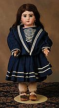 French Tete Jumeau Doll