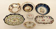 Lot of Early 20th C. Porcelain