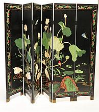 6-Panel Chinese 2-Sided Screen