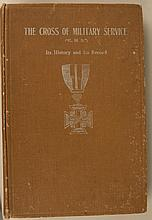 1st Edition, THE CROSS OF MILITARY SERVICE
