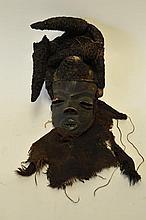 African Pende Phumbu Mask