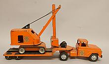 Tonka 3-Pc. State Highway Dept. Set