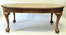 Chippendale Style Extension Table