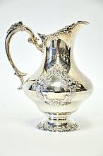 Reed & Barton King Francis Water Pitcher