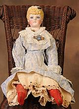 C. F. Cling German Parian Doll