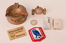 WWII Trench Art, 1935A German 5 Mark, Other