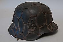 German Nazi M42 Luftwaffe Helmet