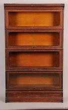 Globe-Wernicke 4-Stack Barrister Bookcase