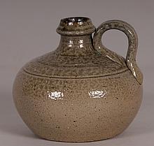 Small Jugtown Pottery Salt Glazed Jug