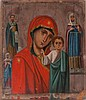 Russian Icon, Smolenskaya Mother of God