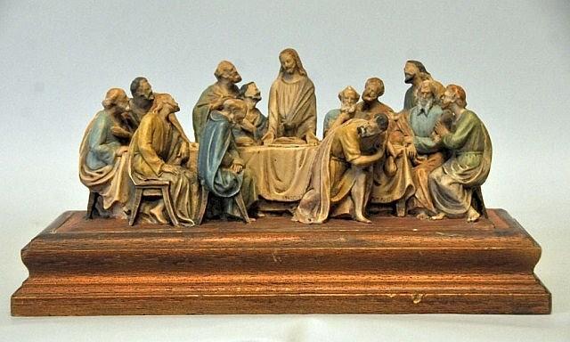 Italian Sculptural Group