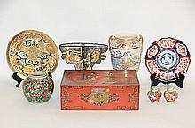 Grouping of Oriental Items