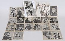 1939 Movie Star Cards, 2 1950s Signed Photos, Etc