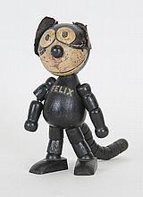 Schoenhut Felix the Cat Wooden Doll