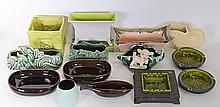 14 Pcs. Am. Art Pottery, Russell Wright, Other