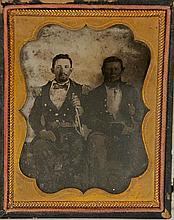Militia or Early Civil War Ambrotype