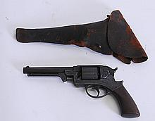 Starr Arms Model 1858 Army Revolver w Holster