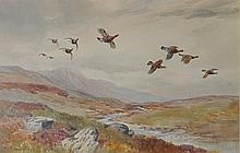 Roland Green (British, 1896-1972) Watercolor