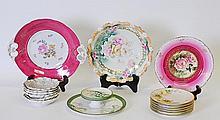 KPM, R.S. Prussia, Hutschenreuther Porcelain
