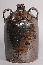 Rare Dated 1924 Southern WOW Stoneware Jug