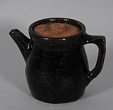 Southern Stoneware Teapot