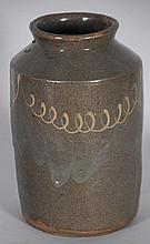 Edgefield Decorated Preserves Jar