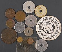 Various Tokens, Tax Coins, Etc.