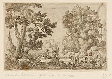 Claude Lorrain (c. 1600 - 1682)