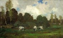 Nefkens Martinus Jacobus (Dutch 1866-1941)