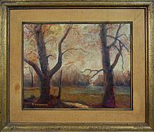 Kavanaugh Wachtel Marion (attrib.) (1876-1954)