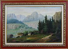 Keith William (American 1838-1911)
