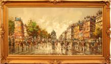 Darmont (French 20th c): Paris