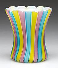 RAINBOW SATIN STRIPE TOOTHPICK HOLDER