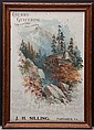 PARNASSUS, VIRGINIA 1904 CALENDAR