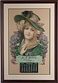 STAUNTON, VIRGINIA 1907 CALENDAR