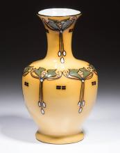 ENGLISH ART POTTERY VASE
