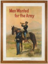 MICHAEL P. WHELAN WORLD WAR I ARMY RECRUITING POSTER